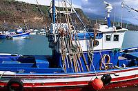 Spanien, Kanarische Inseln, La Palma, Hafen von Tazacortes