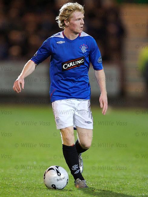 Chris Burke, Rangers.stock season 2006-2007.pic willie vass