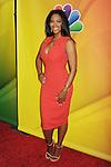 PASADENA, CA - JANUARY 16: Actress/model Kenya Moore attends the NBCUniversal 2015 Press Tour at the Langham Huntington Hotel on January 16, 2015 in Pasadena, California.
