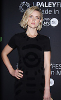 NEW YORK, NY-October 19:Erin Richards at PaleyFest New York presents Gotham at the Paley Center for Media in New York.October 19, 2016. Credit:RW/MediaPunch