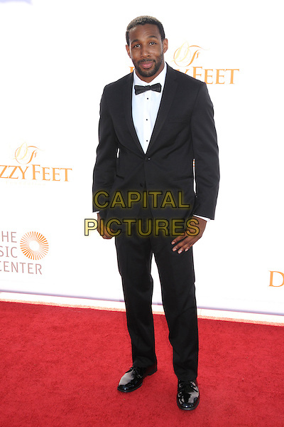 Stephen Boss, tWitch<br /> 3rd Annual Dizzy Feet &quot;Celebration of Dance&quot; Gala held at the Dorothy Chandler Pavilion,  Los Angeles, California, USA, 27th July 2013.<br /> full length tuxedo tux  white black bow tie beard facial hair <br /> CAP/ADM/BP<br /> &copy;Byron Purvis/AdMedia/Capital Pictures