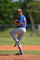 New York Mets pitcher Gaither Bumgardner (65) during a minor league spring training game against the St. Louis Cardinals on April 1, 2015 at the Roger Dean Complex in Jupiter, Florida.  (Mike Janes/Four Seam Images)