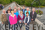 Beaufort Tidy Towns committee who held an evening of thanks for members of Kerry County Council in the village on Tuesday evening. Pictured are Christina Farrell, Eileen O'Neill, Rachel Cameron, Timmy Moriarty, Eanna O'Malley, Philip O'Connor, Cllr Michael Gleeson, Prionsias MacCurtain, Cllr Johnny Healy Rae, Cllr Michael Cahill and Cllr Patrick Connor Scarteen.