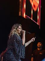 SÃO PAULO, SP, 28.07.2018 - SHOW-SP- Marília Mendonça durante apresentação do seu  show no Credicard Hall em São Paulo, neste sábado, 28. (Foto: Bruna Grassi/Brazil Photo Press)