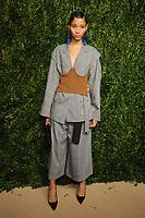 NEW YORK, NY - NOVEMBER 6: Lineisy Montero at the 14th Annual CFDA Vogue Fashion Fund Gala at Weylin in Brooklyn, New York City on November 6, 2017. Credit: John Palmer/MediaPunch