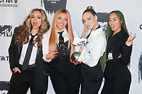 BILBAO, SPAIN-November 04: Little Mix in the press room during the EMA 2018 at BEC (Bilbao Exhibition Center) in Bilbao, Spain on the 4 of November of 2018 November04, 2018.  ***NO SPAIN***<br /> CAP/MPI/RJO<br /> &copy;RJO/MPI/Capital Pictures