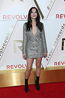 LOS ANGELES - NOV 2:  Cara Santana, Jessica Gomes at the 2017 Revolve Awards at the Dream Hotel Hollywood on November 2, 2017 in Los Angeles, CA