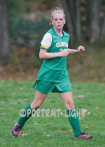 CHS freshman Carly Elworthy.