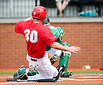 Houston defeats Tulane, 9-0, in C-USA baseball action at Greer Field-Turchin Stadium.