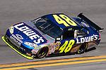 Feb 08, 2009; 1:38:36 PM; Daytona Beach, FL, USA; NASCAR Sprint Cup Series qualifying for the Daytona 500 at Daytona International Speedway.  Mandatory Credit: (thesportswire.net)