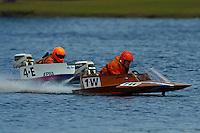 1-W and 4-E   (Outboard Hydroplane)
