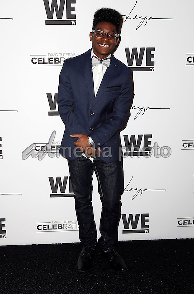 """29 January 2016 - Hollywood, California - Kamil McFadden. """"Daya"""" By Zendaya Shoe Line Launch Party to be featured on an upcoming episode of WE tv's David Tutera's CELEBrations held at Raleigh Studios. Photo Credit: Parisa Michelle/AdMedia"""