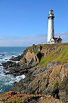 Pigeon Point Lighthouse, CA.  Samcera Edit