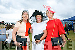 Enjoying the Killarney Races on Thursday were Frances O Shaughnessy, Ann Bowls, Breda O Farrell