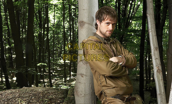 JONAS ARMSTRONG.in Robin Hood .**Editorial Use Only**.CAP/FB.Supplied by Capital Pictures