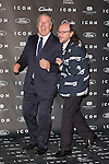 "Alec Baldwin and Santiago Segura attends the ""ICON Magazine AWARDS"" Photocall at Italian Consulate in Madrid, Spain. October 1, 2014. (ALTERPHOTOS/Carlos Dafonte)"