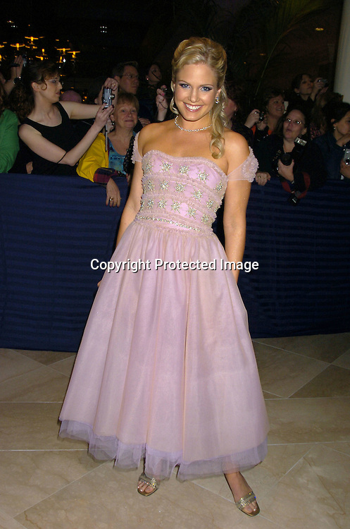 Terri Colombino arriving at The 32nd Annual Daytime Emmy Awards ..at Radio City Music Hall on May 20, 2005...Photo by Robin Platzer, Twin Images