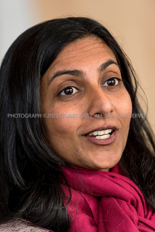 3/13/2014&mdash;Seattle, WA, USA<br /> <br /> Seattle city council member Kshama Sawant speaking at City Hall. Seattle is debating whether or not to raise the city&rsquo;s minimum wage to $15. The recently elected council member, Sawant is a member of the Socialist Alternative Party. She has moved from her role as an activist in the fight for higher wages to working for a citywide $15 minimum wage inside City Hall Seattle. <br /> <br /> Photograph by Stuart Isett<br /> &copy;2014 Stuart Isett. All rights reserved.