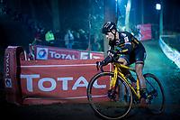 Lars van der Haar (NED/Telenet Fidea Lions)<br /> <br /> men's race<br /> 44th Superprestige Diegem (BEL) 2018<br /> ©kramon