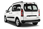 Car pictures of rear three quarter view of 2016 Citroen BERLINGO-MULTISPACE XTR+ 5 Door Mini MPV Angular Rear