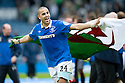:: RANGERS' MADJID BOUGHERRA AT THE END OF THE GAME ::