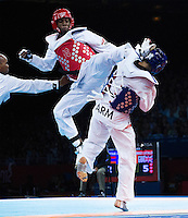 London 2012 Olympic Games - Taekwondo - 10th August 2012
