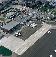 Mei 1985.  Luchthaven Deurne.