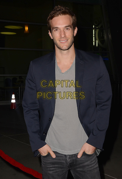 LOS ANGELES, CA - JANUARY 29 - Andy Favreau. Arrivals for the Los Angeles premiere of &quot;Best Night Ever&quot; at the Arclight Theater in Hollywood, Ca. <br /> CAP/ADM/BT<br /> &copy;Birdie Thompson/AdMedia/Capital Pictures