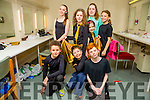 Tralee Performing Academy and Cassie Leen School of Dance are proud to present Saturday Dance Fever at Siamsa Tire on Saturday. Pictured Tralee Performing Academy cast l-r  Oisin Spillane, Ben Sharpe, Jay Tydings, Fia Spillane, Feile O'Sullivan, Leah Galway, Caitlyn Horan and Ciara Fitzgerald