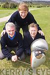 TEAM-MATES: The  Guinness Inter Society Final on Saturday at Killorglin Golf Club.