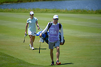 Beatriz Recari (ESP) makes her way to 18 during round 2 of the 2018 KPMG Women's PGA Championship, Kemper Lakes Golf Club, at Kildeer, Illinois, USA. 6/29/2018.<br /> Picture: Golffile | Ken Murray<br /> <br /> All photo usage must carry mandatory copyright credit (© Golffile | Ken Murray)