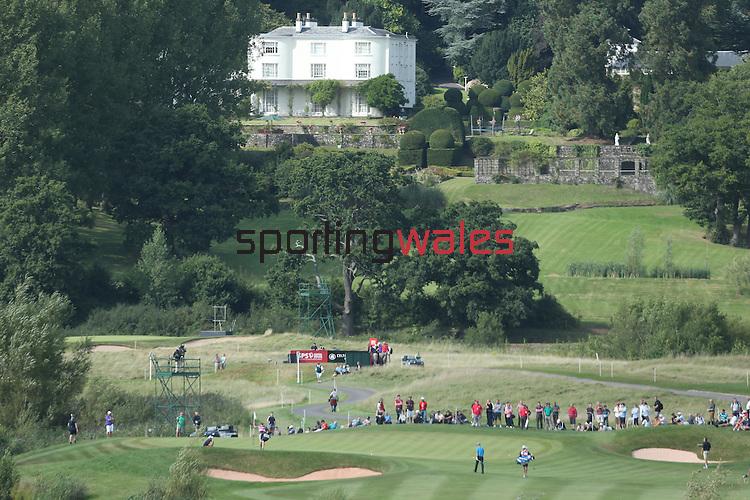 ISPS Handa Wales Open 2013<br /> <br /> General View of Twenty Ten Course<br /> 01.09.13<br /> <br /> &copy;Steve Pope-Sportingwales