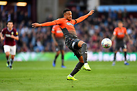 Martin Olsson of Swansea City in action during the Sky Bet Championship match between Aston Villa and Swansea City at Villa Park in Birmingham, England, UK.  Saturday 20 October  2018