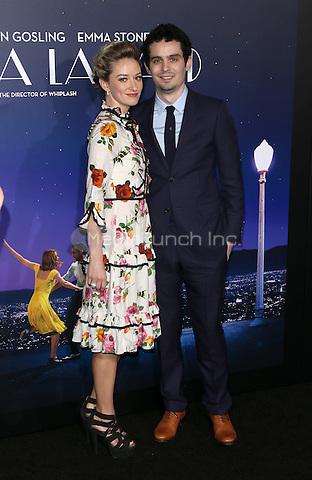 "Westwood, CA - DECEMBER 06:  Damien Chazelle, At Premiere Of Lionsgate's ""La La Land"" At Mann Village Theatre, California on December 06, 2016. Credit: Faye Sadou/MediaPunch"