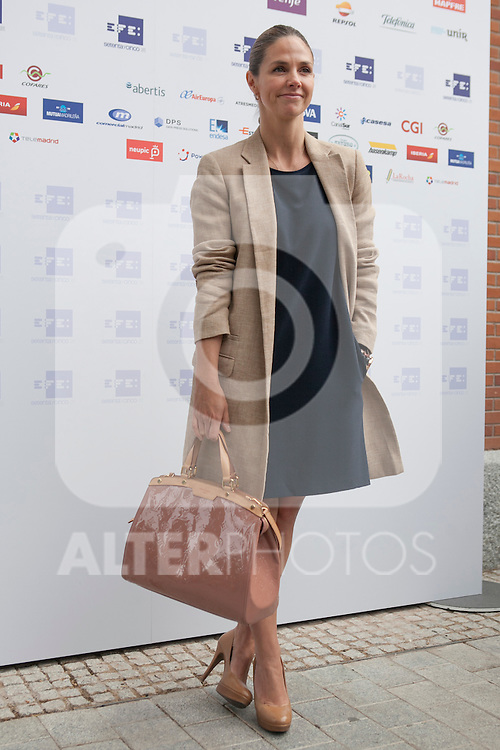 "Genoveva Casanova attends the ""REY DE ESPAÑA"" International Journalism Awards and ¨DON QUIJOTE"" Journalism Award in Madrid, Spain. May 27, 2014. (ALTERPHOTOS/Victor Blanco)"