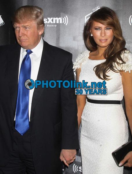 Donald Trump Melania Trump, 2011, Photo By John Barrett/PHOTOlink