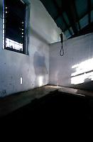 Jail, hangmans Noose and Ghost, Darwin Australia