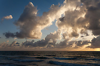 Cloud Sunrise, Fort Lauderdale Beach, Florida