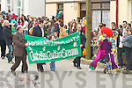 The Milltown St Patricks Day Parade on Saturday..