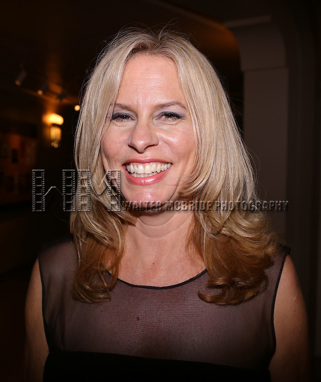 Vonda Shepard attends the after performance party for the New York City Center Encores! Off-Center production of 'Randy Newman's FAUST' - The Concert at City Center on July 1, 2014 in New York City.