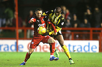 Crawley Town vs Dagenham & Redbridge 12-12-15