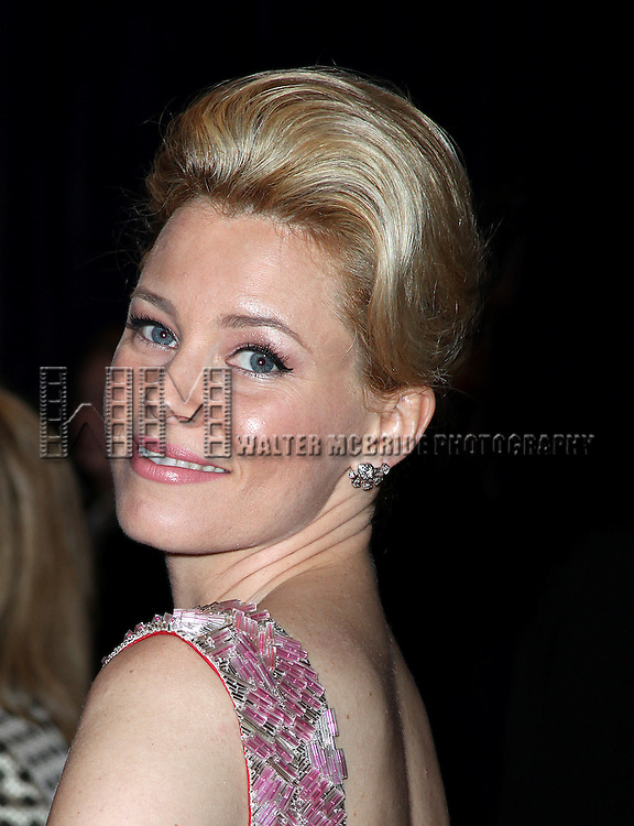 Elizabeth Banks.attending the White House Correspondents' Association (WHCA) dinner at the Washington Hilton Hotel in Washington, D.C..