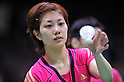 Reiko Shiota, DECEMBER 9, 2011 - Badminton : 65th All Japan Badminton Championships Mixed Doubles at Yoyogi 2nd Gymnasium in Tokyo, Japan. (Photo by Jun Tsukida/AFLO SPORT) [0003]