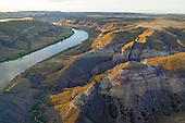 White Cliffs along Missouri River