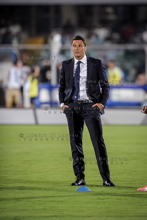 Massimo Oddo (Pescara) during the Italian Serie A football match Pescara vs SSC Napoli on August 21, 2016, in Pescara, Italy. Photo by Adamo Di Loreto