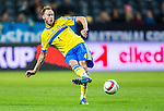 Solna 2014-10-12 Fotboll EM-kval , Sverige - Liechtenstein :  <br /> Sveriges Andreas Granqvist i aktion <br /> (Photo: Kenta J&ouml;nsson) Keywords:  Sweden Sverige Friends Arena EM Kval EM-kval UEFA Euro European 2016 Qualifying Group Grupp G Liechtenstein portr&auml;tt portrait