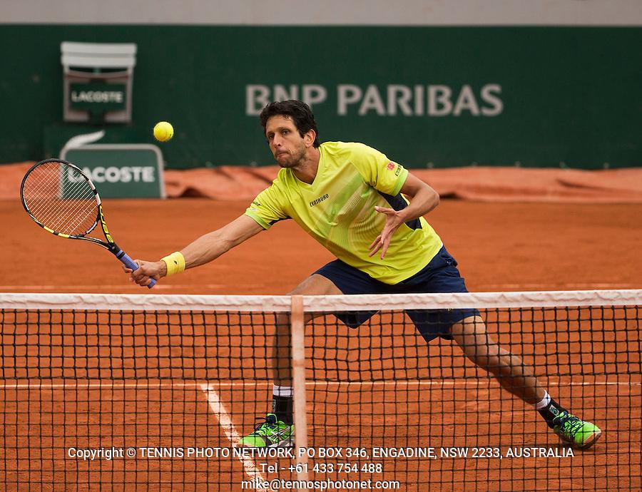 MARCELO MELO (BRA), IVAN DODIG (CRO)<br /> <br /> TENNIS - FRENCH OPEN - ROLAND GARROS - ATP - WTA - ITF - GRAND SLAM - CHAMPIONSHIPS - PARIS - FRANCE - 2016  <br /> <br /> <br /> <br /> &copy; TENNIS PHOTO NETWORK