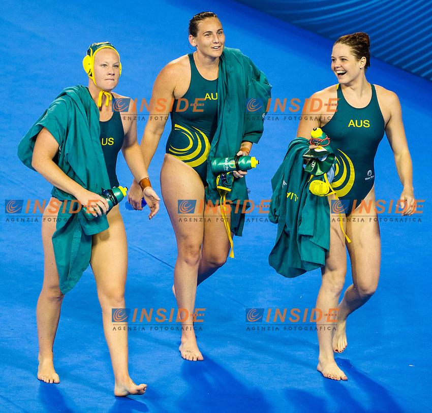 Russia RUS - Australia AUS<br /> 15 FINA World Aquatics Championships<br /> Day-12 Waterpolo Women<br /> Barcelona 19 July - 4 August 2013<br /> Photo G.Barbagelata/Insidefoto/Deepbluemedia.eu