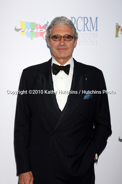 "Michael Nouri.arrives at ""The Art of Compasion PCRM 25th Anniversary Gala"".The Lot.Los Angeles, CA.April 10, 2010.©2010 Kathy Hutchins / Hutchins Photo..."
