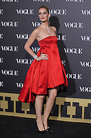 Teresa Baca attends 2014 Vogue Jewelry Awards in Madrid, Spain. November 18, 2014. (ALTERPHOTOS/Victor Blanco) /NortePhoto<br />